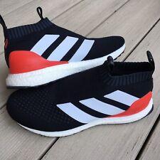5375eba6 Adidas Ace 16+ Purecontrol Ultra Boost Predator Size 9.5 Black Red BY9087