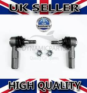 TRACK TIE ROD ENDS FOR FORD TRANSIT MK6 MK7 2000-2013 (PAIR) 1743642