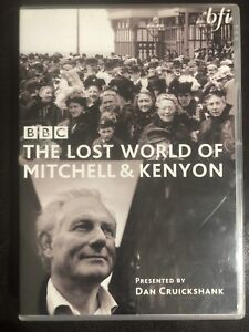 Lost World of Mitchell and Kenyon DVD