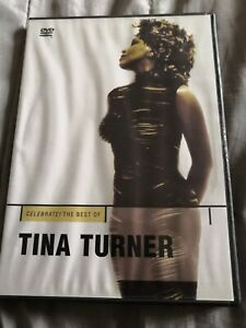 Celebrate! The Best of Tina Turner dvd