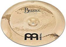 Meinl Cymbals B18HHCH-B Byzance Brilliant 18-Inch Heavy Hammered China