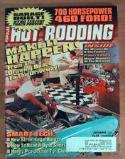 HOT RODDING 1993 DEC - RAM, GTA, 421 FIREBIRD, 460