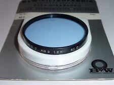 B + W Azul filtro kb3/82c serie 7 también para Leica