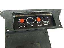 82-92 Camaro Z28 IROC Ash Tray Mounted Switch Panel Nitrous Oxide etc..