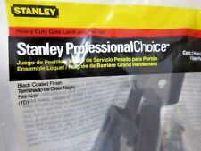 Stanley Professional Heavy Duty Gate Latch And Pull Set 62-2044 - Free Ship -NEW