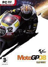 NEW SEALED Moto GP 08 PC Game Computer Motorcycle Bike Racing DVD XP/Vista 2008