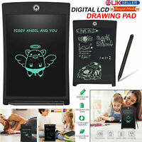 "8.5"" Electronic Digital LCD Writing Pad Tablet Drawing Graphic Board Graphic Kid"