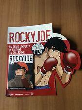 ROCKY JOE dvd nr 1 YAMATO CORRIERE GAZZETTA