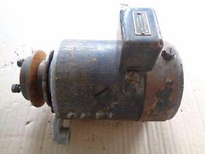 Opel 6 Super 6 2.0L Vorkrieg Lichtmaschine Dynamo Alternator Scintilla 112928