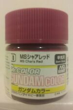 Gunze Sangyo /Mr Color Gundam Color MS11, Char's Red.