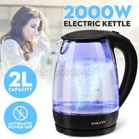 SOKANY 2L Automatic Electric Hot Water Kettle Heater Tea Pot Jug Boiler