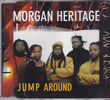 Morgan Heritage-Jump Around cd maxi single