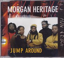 Morgan Heritage-Jump Around cd maxi single