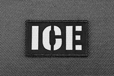 ICE SOLAS Reflective Patch Immigration Customs Enforcement