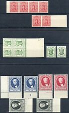 Lovely group of Thomas de la Rue publicity and centenary stamps
