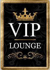 Nostalgic Art Blechpostkarte Vip Lounge Very Important People Wichtige Leute