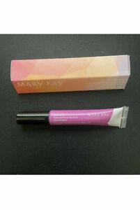 Mary Kay glossy lip oil BRILLIANT VIOLET.3 oz NIB READ LOOK