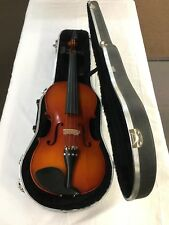 KARL BAUER VIOLA 16' WITH BOW, CASE, AND ROSIN