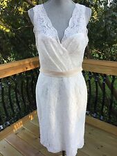 Bridal Shower Wedding Dress Encore By Watters Size 12