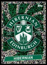 Match Attax 2016-2017 SCOTTISH Hibernian Club Badge No. 262