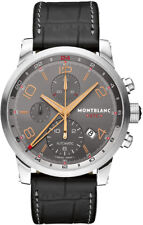 107063 | BRAND NEW & AUTHENTIC MONTBLANC TIMEWALKER CHRONOGRAPH 43MM MENS WATCH