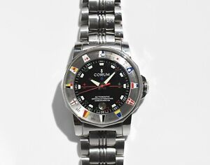 Corum Admiral's Cup 982.630.20 Watch - NO RESERVE