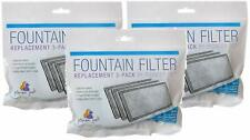 PIONEER PET 3PK RAINDROP OR FUNG SHUI FOUNTAIN FILTERS(9 filters)