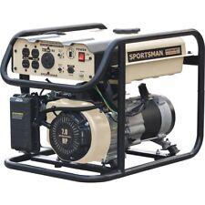 Sportsman GEN4000-SS Gasoline 4000 Watt Portable Generator - RV Ready