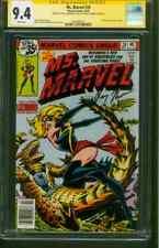 Ms Marvel 20 CGC 2XSS 9.4 Claremont Thomas new Costume Cover Avengers 10/1978