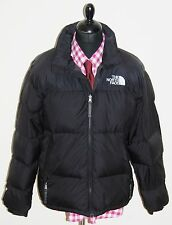 mens black THE NORTH FACE 700 goose down puffer jacket coat size XL
