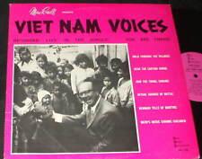 MERV ROSELL Viet Nam Vietnam Voices Live in Jungle PRIVATE LP