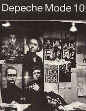 Depeche Mode SONGBOOK 101 1980's 80s Martin Gore Total Live Austin, TX
