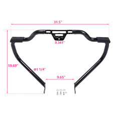 Mustache Engine Guard Bar For Harley Softail Fat Boy 114 Heritage Classic 18-19