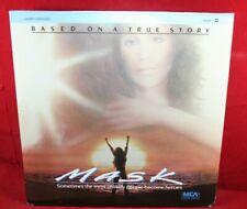 Laserdisc A * Mask * Cher Eric Stoltz Sam Elliott