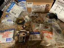 Sloan Misc Plumbing Parts Lot Stop Assembly H740a R 1010 A 163a H636aa B73 A