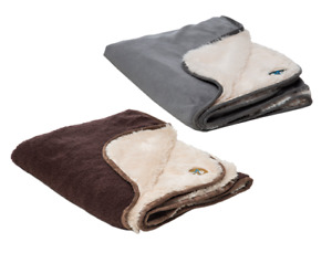 Pet Dog Cat Calming Blanket Comfy Warm Fluffy Soft Fur Washable Nordic Gor Pet