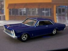 66 1966 FORD GALAXIE 500 XL COUPE 1/64 SCALE COLLECTIBLE DIECAST DIORAMA MODEL