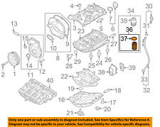 VW VOLKSWAGEN OEM 14-17 Beetle Engine-Oil Filter 06K115562