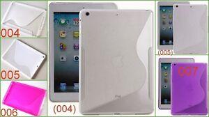 Slim Tasche Case Cover Schale Etui Schutzhülle Hülle Bumper für Apple iPad Air
