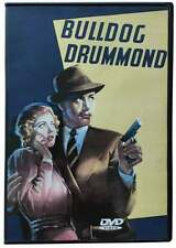 BULLDOG DRUMMOND 18 MOVIES DVD DETECTIVE+17 BONUS SHOWS