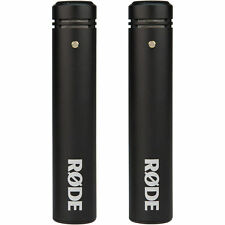 """Rode M5 Compact 1/2"""" Condenser Microphone (Matched Pair) M5-Mp"""