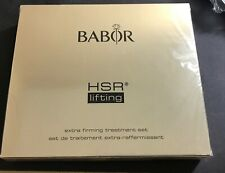 Babor Hsr Lifting  Extra Firming Treatment Travel Set  New Sealed In Box  $100