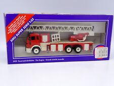 Siku 1/55 - Mercedes Grande Echelle Pompiers