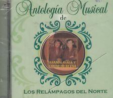 Los Relampagos Del Norte Antologia Musical CD New Nuevo Sealed Sellado