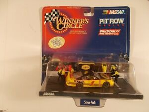 Racing Champions 1/64 NASCAR Pit Row Series #1 Steve Park