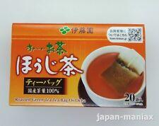 ITO EN Oi Ocha Roasted Green Tea 20 Bags Instant Ryokucha hojicha from JAPAN F/S