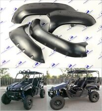 Yamaha Rhino Fender Flares Kit 450/660/700 2004-2013 UTV Set of 4PCS ABS plastic