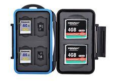 Multi Memory Card Case MC-STC1 Speicherkarten für 2 CF, 4 SD, 4 MSD
