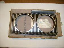 NOS MOPAR 1967 CORONET 440, R/T RH HEAD LIGHT BEZEL HEMI NIB!!! NICE!!!