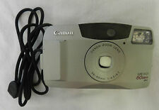 Canon Sure Shot 60 Zoom Point Shoot 35mm Film Camera